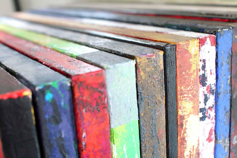 Leinwand und Bilder auf Leinwand als Kunstdruck