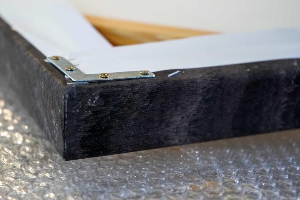 Saubere Ecken und Kanten nicht nur bei umgeschlagenen Rand