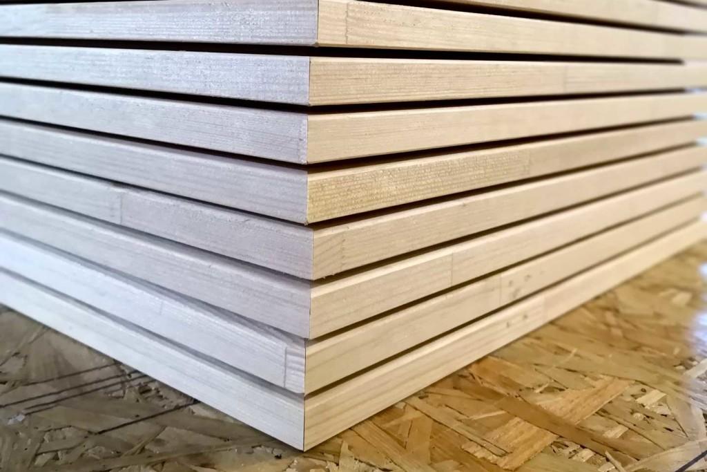 Stabile Holzrahmen für Keilrahmenbilder auf Leinwand