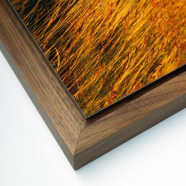 Foto hinter Acrylglas im Schattenfugerahmen