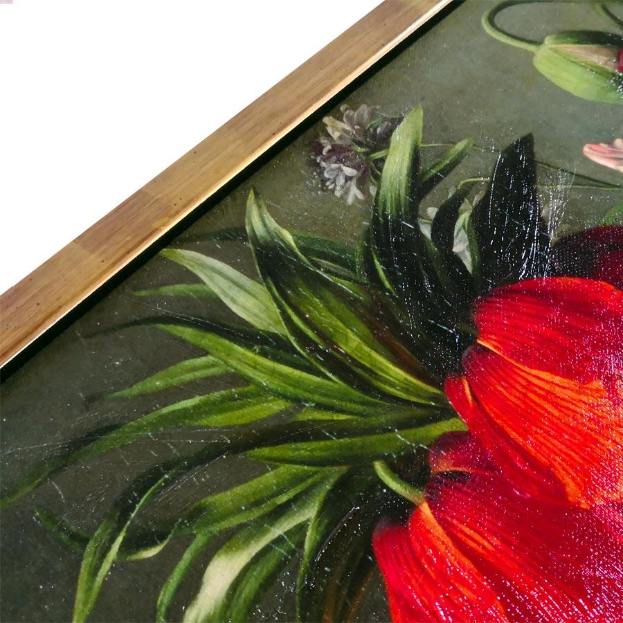 exklusive bilder auf leinwand im bilderrahmen mit kunst veredelung. Black Bedroom Furniture Sets. Home Design Ideas